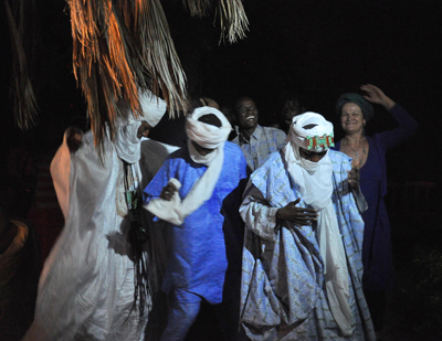 Tuareg Dance
