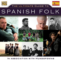 Various Artists - The Ultimate Guide to Spanish Folk