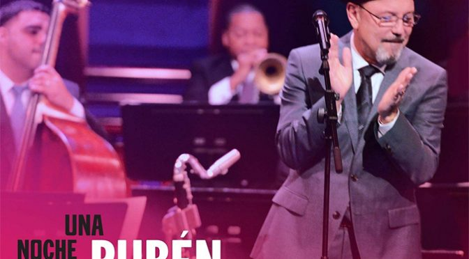 Una Noche Con Rubén Blades, An Exquisitely-Crafted Mix of Salsa and Jazz Swing