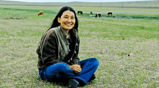 Voice of the Steppes: Interview with Urna Chahar-Tugchi