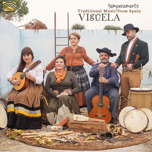 Vigüela - Temperamento - Traditional Music from Spain