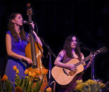 The Wailin' Jennys - Photo by Brad Metler
