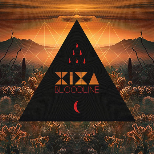 Xixa - Bloodline (Barbes Records, 2016)
