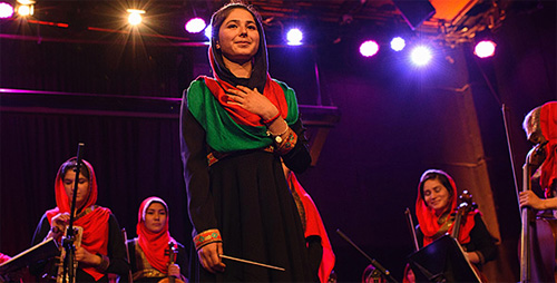Zohra – The Afghan Women's Orchestra Wins 2017 Freemuse Award