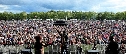Africa Oyé Festival Begins Today at Liverpool's Sefton Park