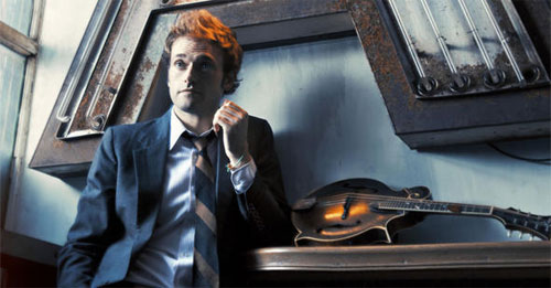 Chris Thile - Photo by Brantley Gutierrez
