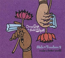 Doug Cox and Salil Bhatt -  Slide to Freedom 2: Make A Better World