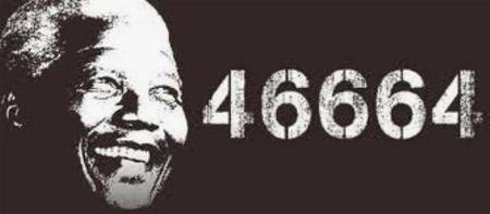Festival 46664 poster 46664 was Nelson Mandela's prison number