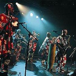 Gangbe Brass Band