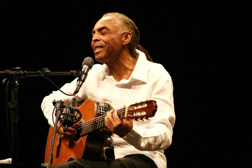 Continental Garden: Gilberto Gil, Mini-Jazz
