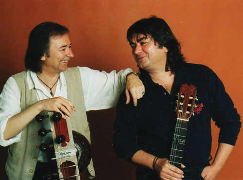 Gualberto & Ricardo Miño