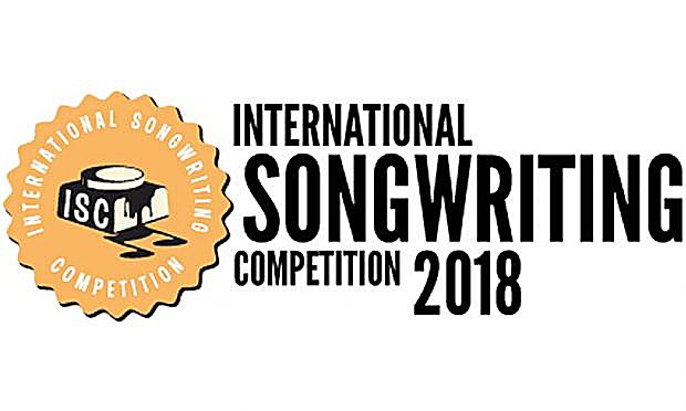 International Songwriting Competition (ISC) Announces 2018