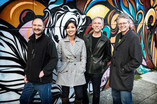 Kronos Quartet Recipient of 2018 WOMEX Artist Award