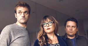 Nickel Creek in 2014 - Photo by Brantley Gutierrez