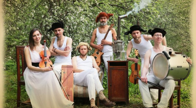 Interview with Alexey Belkin of Russian Folk Band Otava Yo