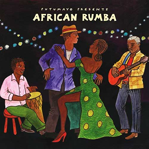 Various Artists - African Rumba