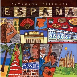 Various Artists -  Putumayo Presents: España