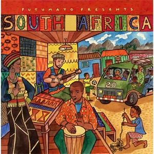 Various Artists - Putumayo Presents South Africa