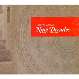Ravi Shankar - Ravi Shankar - Nine Decades Vol. 1 167-1968