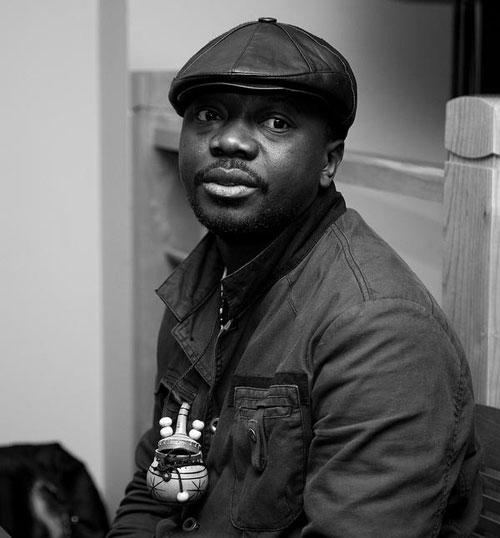 Robert Maseko - Photo by Simon Smith