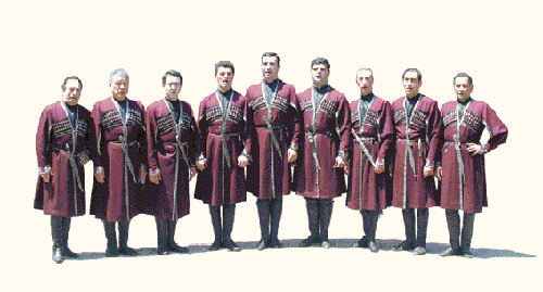 The Rustavi Choir