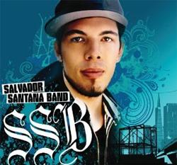 Salvador Santana Band (SSB) - SSB