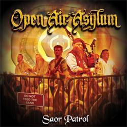 Saor Patrol - Open Air Asylum